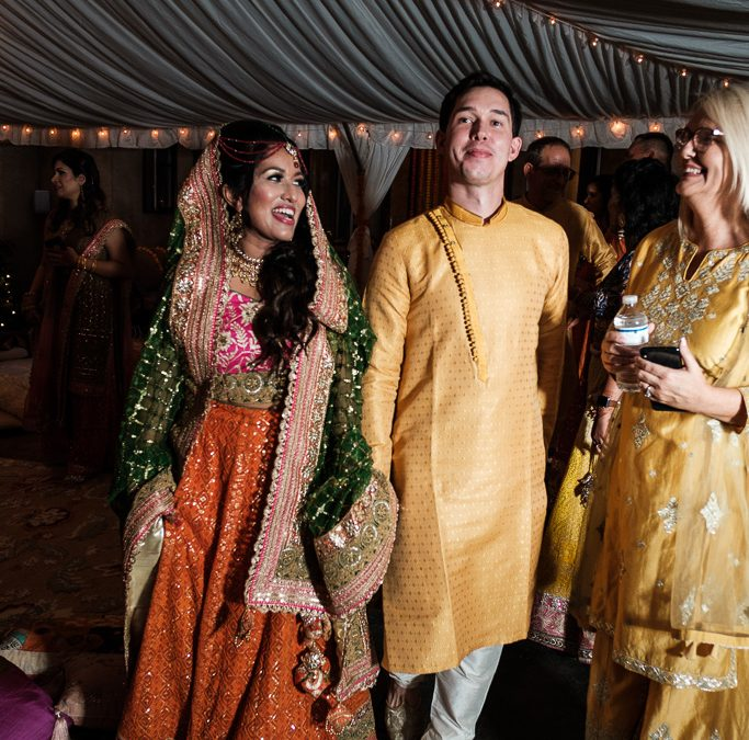 Pakistani fusion wedding | Nashville wedding photographers