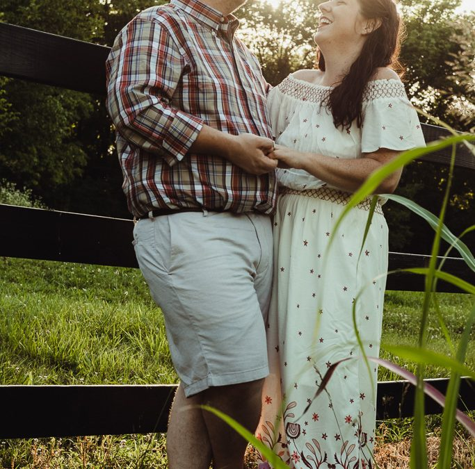 Terian Farms engagement photos | Tiffany and Mikey