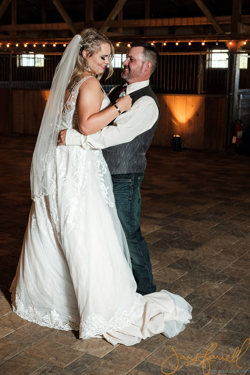 highland stables wedding